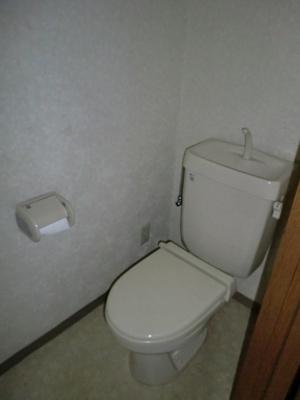 【トイレ】クオレサンシャイン