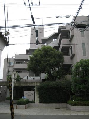 【外観】シャルマンコーポ西陣