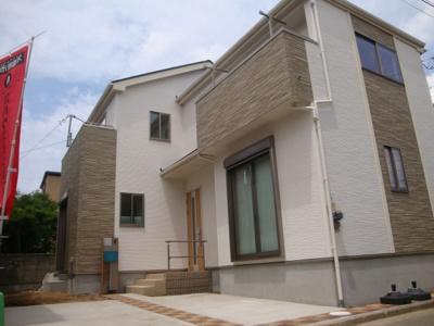 【外観】さいたま市浦和区大東2丁目 新築分譲住宅全1棟