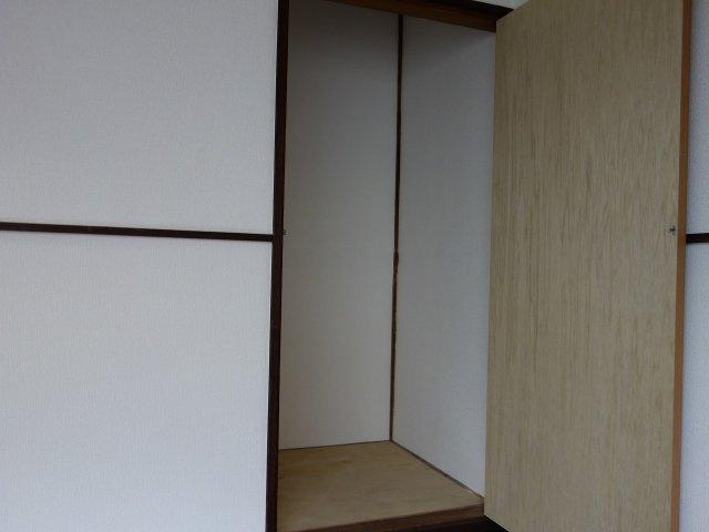 法善寺1丁目3DK一戸建て 収納