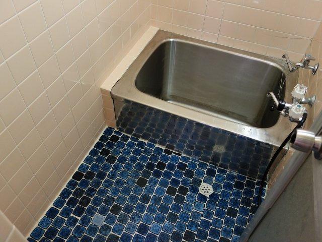 法善寺1丁目3DK一戸建て 風呂