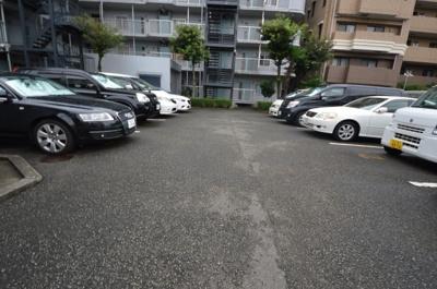 【駐車場】サンマンション東糀谷