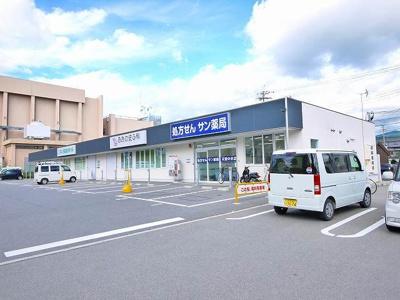 【外観】天理川原城町テナント