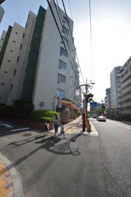 【外観】ライオンズマンション三軒茶屋