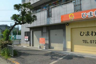 【外観】浜寺船尾町 1階店舗・事務所