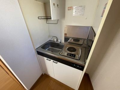 【キッチン】平和荘