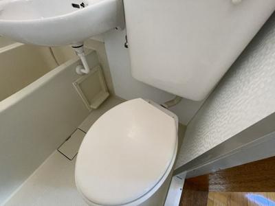 【トイレ】平和荘