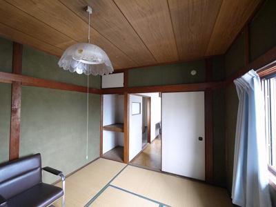 【和室】本町店舗付住宅