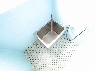 【浴室】本町店舗付住宅