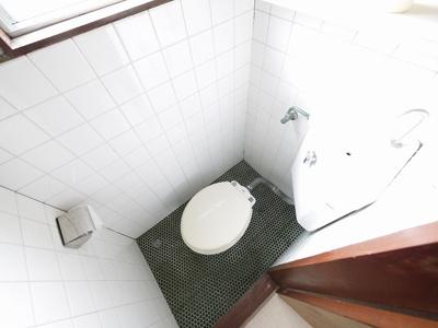 【トイレ】本町店舗付住宅