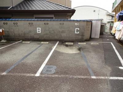 【駐車場】ABCマンション
