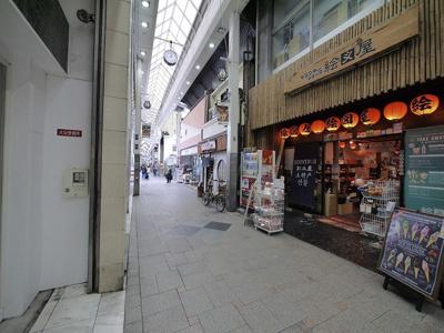 【外観】餅飯殿町店舗