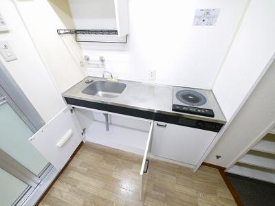 【キッチン】プレミール新大宮