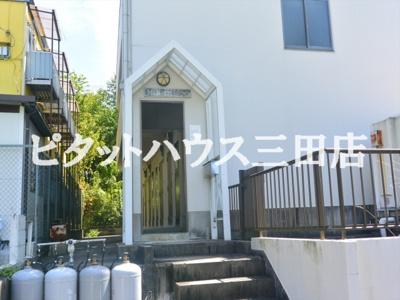 【エントランス】M&K ウレシノ