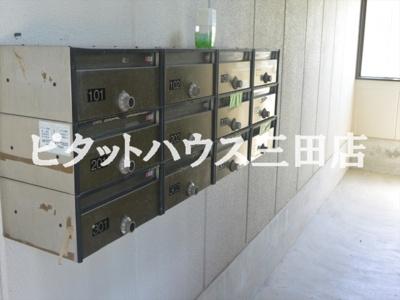 【その他共用部分】M&K ウレシノ