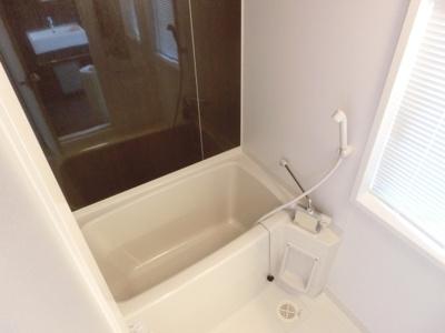 【浴室】ラ・ウェゾン上沢通 鴎風館