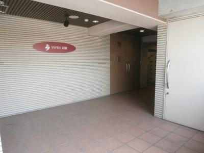 【エントランス】SWISS京橋