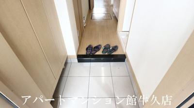 【玄関】アンジェリーク