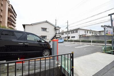 【駐車場】久角文化