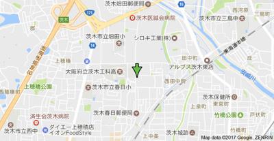 【地図】久角文化