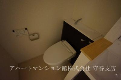【トイレ】アベニールヒルズ