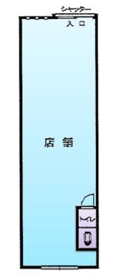 【外観】石津町西 駅歩1分店舗
