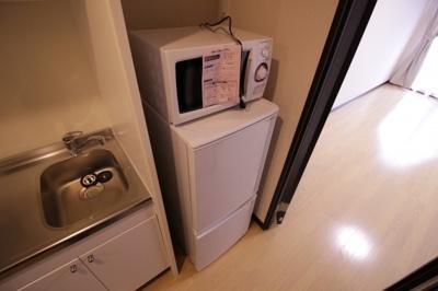 ☆冷蔵庫&電子レンジ☆
