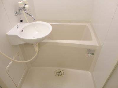 【浴室】シャトー花園