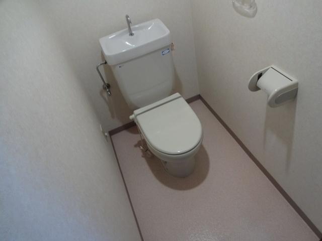 【トイレ】レザン幸喜