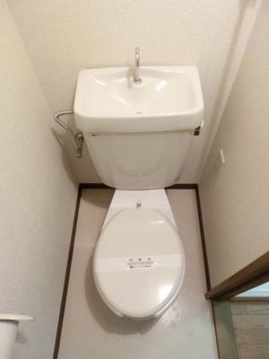 【トイレ】エクレール衣掛