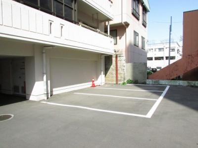 【駐車場】グランドールクボタ