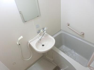 【浴室】辰美ハイツ