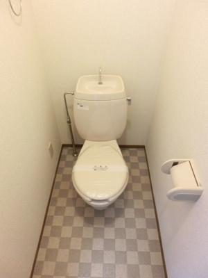 【トイレ】辰美ハイツ