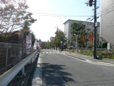 【外観】箕面粟生第2住宅27棟