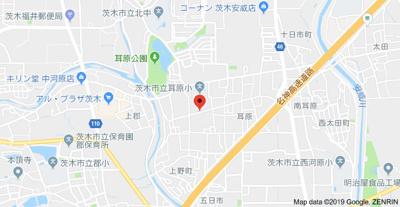 【地図】黒川レジデンス