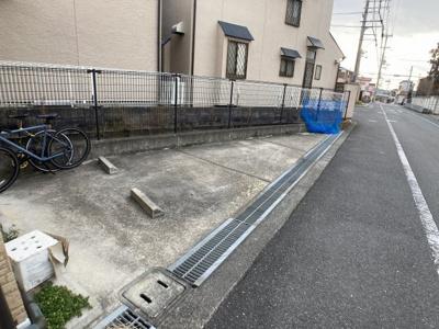 【駐車場】黒川レジデンス