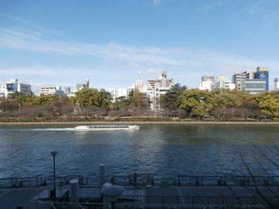 【周辺】天満橋ニュースカイハイツ