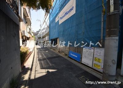 【周辺】フェーヴ西片