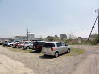 若柴300駐車場