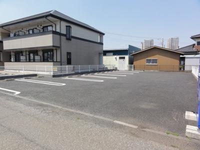 【外観】恵(Kei)駐車場