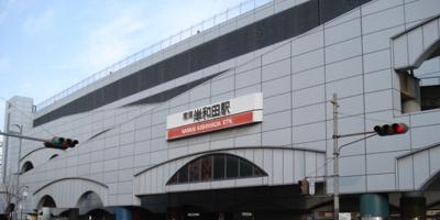 南海本線「岸和田」駅