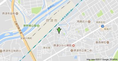 【地図】メゾンCoCo