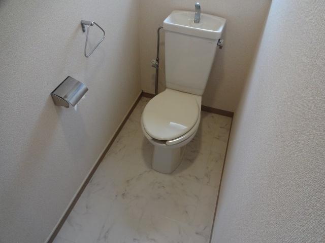 オーク国分 トイレ