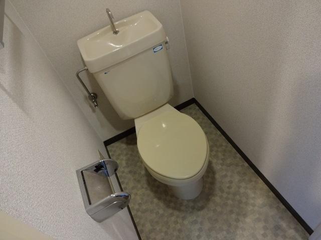タクティ三郷 トイレ セパレート