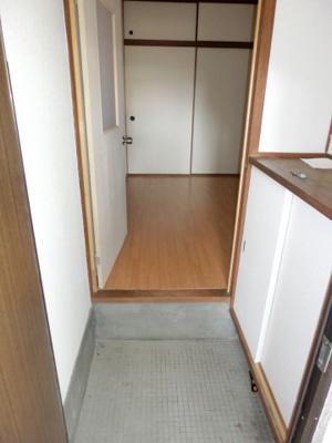 【玄関】大洋荘