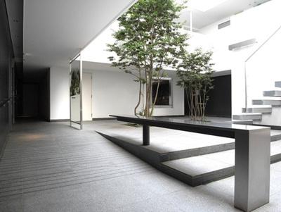 【ロビー】エルスタンザ代々木