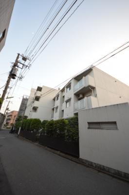 【外観】日商岩井桜新町マンション