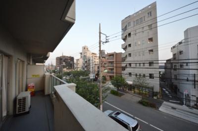 【展望】日商岩井桜新町マンション