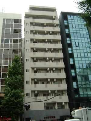 メインステージカテリーナ恵比寿駅前の外観です。