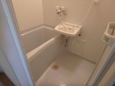 【浴室】シャトー木月
